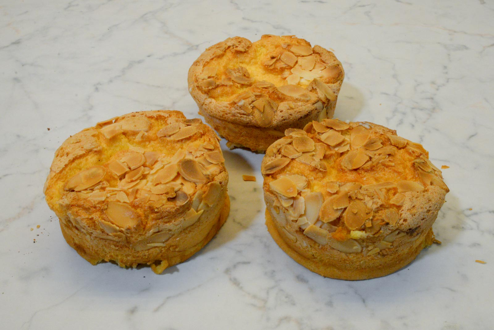 Thumbnail Bienenstich Muffins