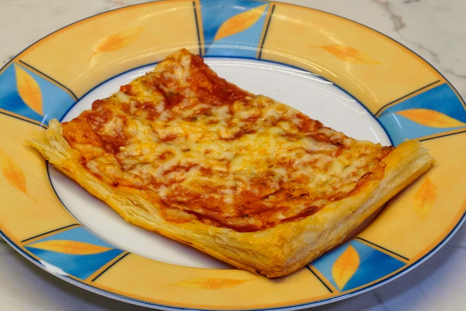 Thumbnail-Blätterteigpizza