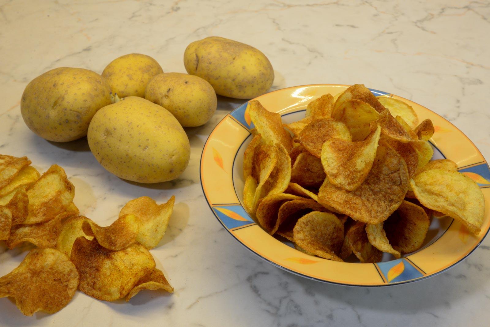 Thumbnail Chips Frittieren