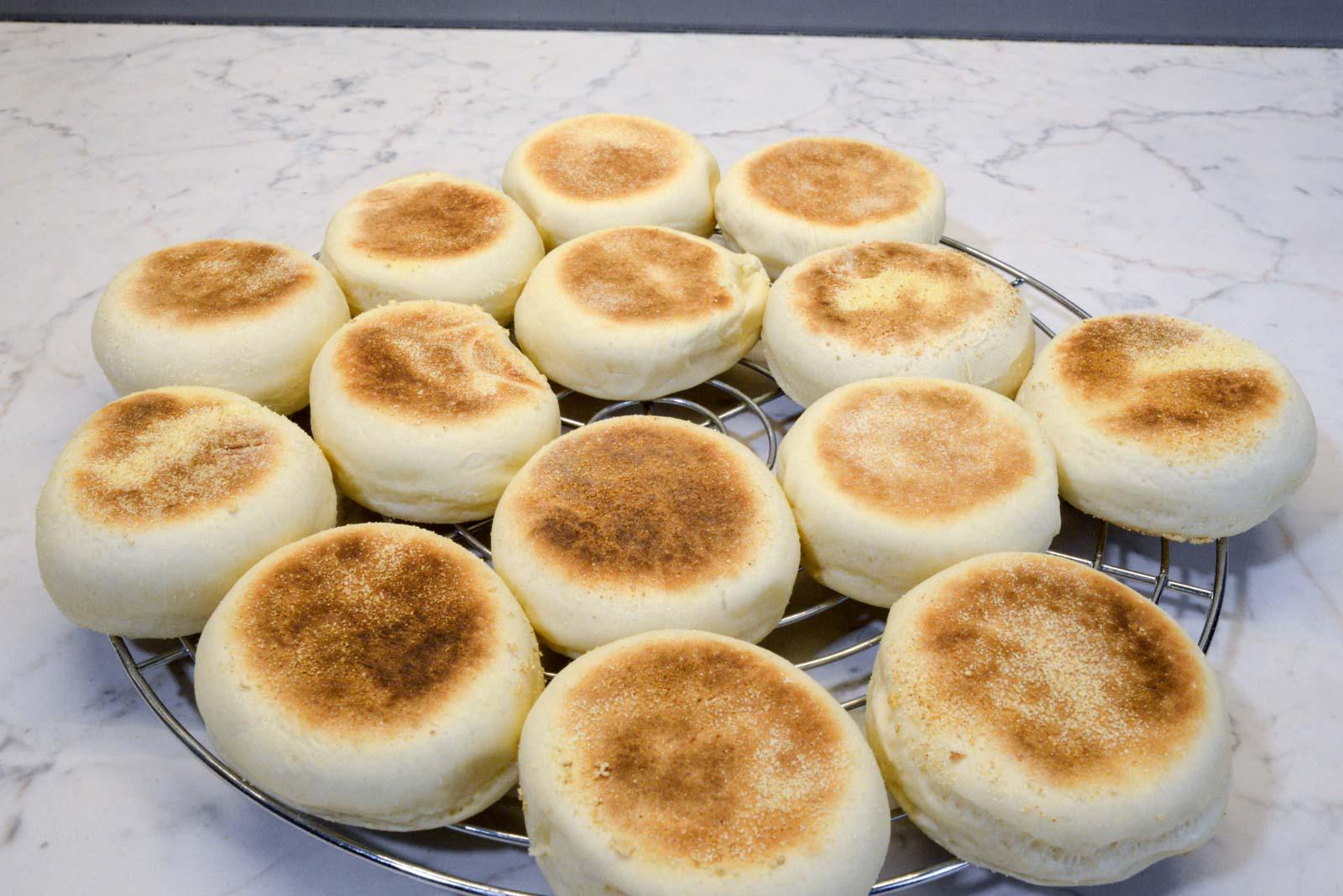 Englische Muffins1