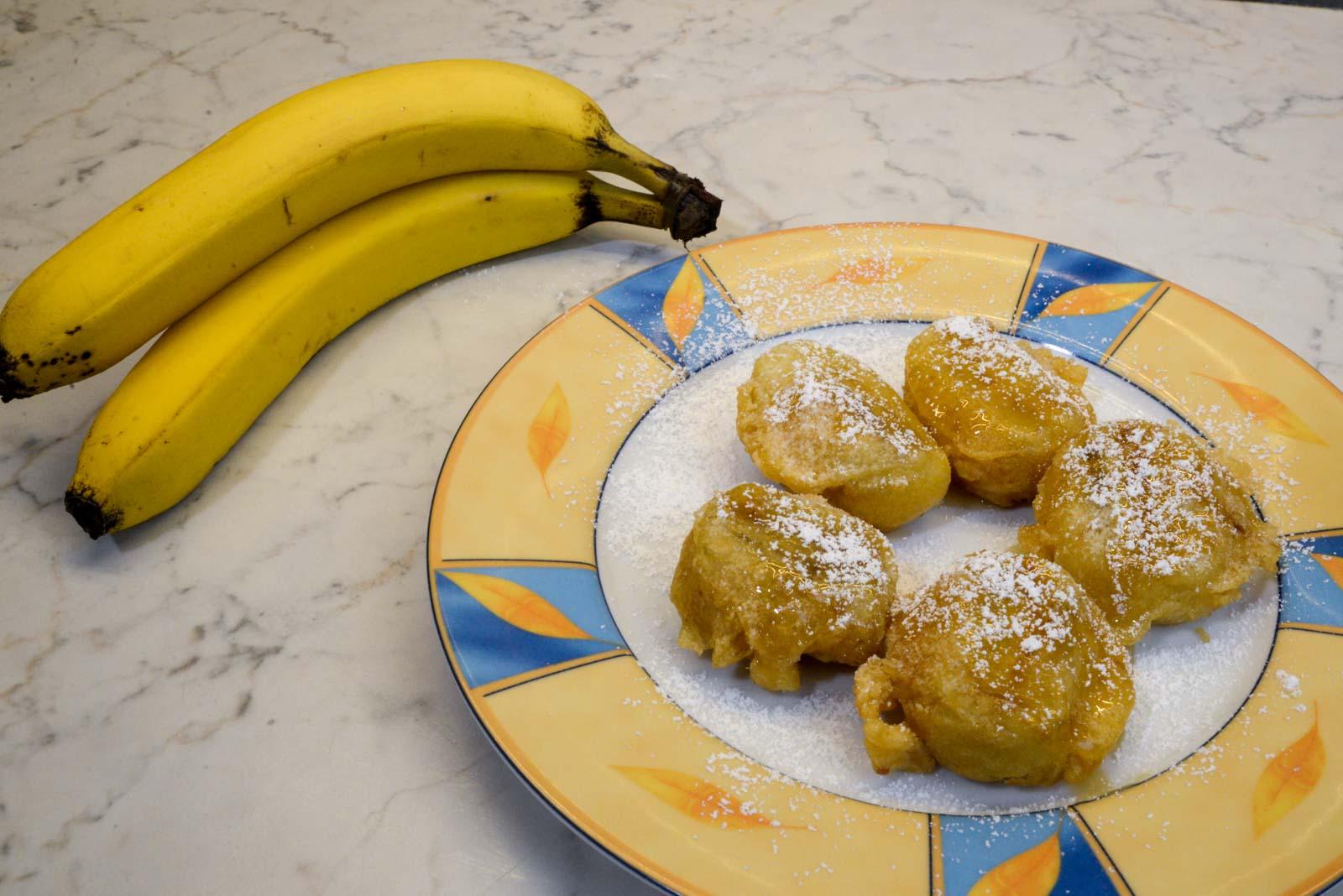 Thumbnail Gebackene Banane