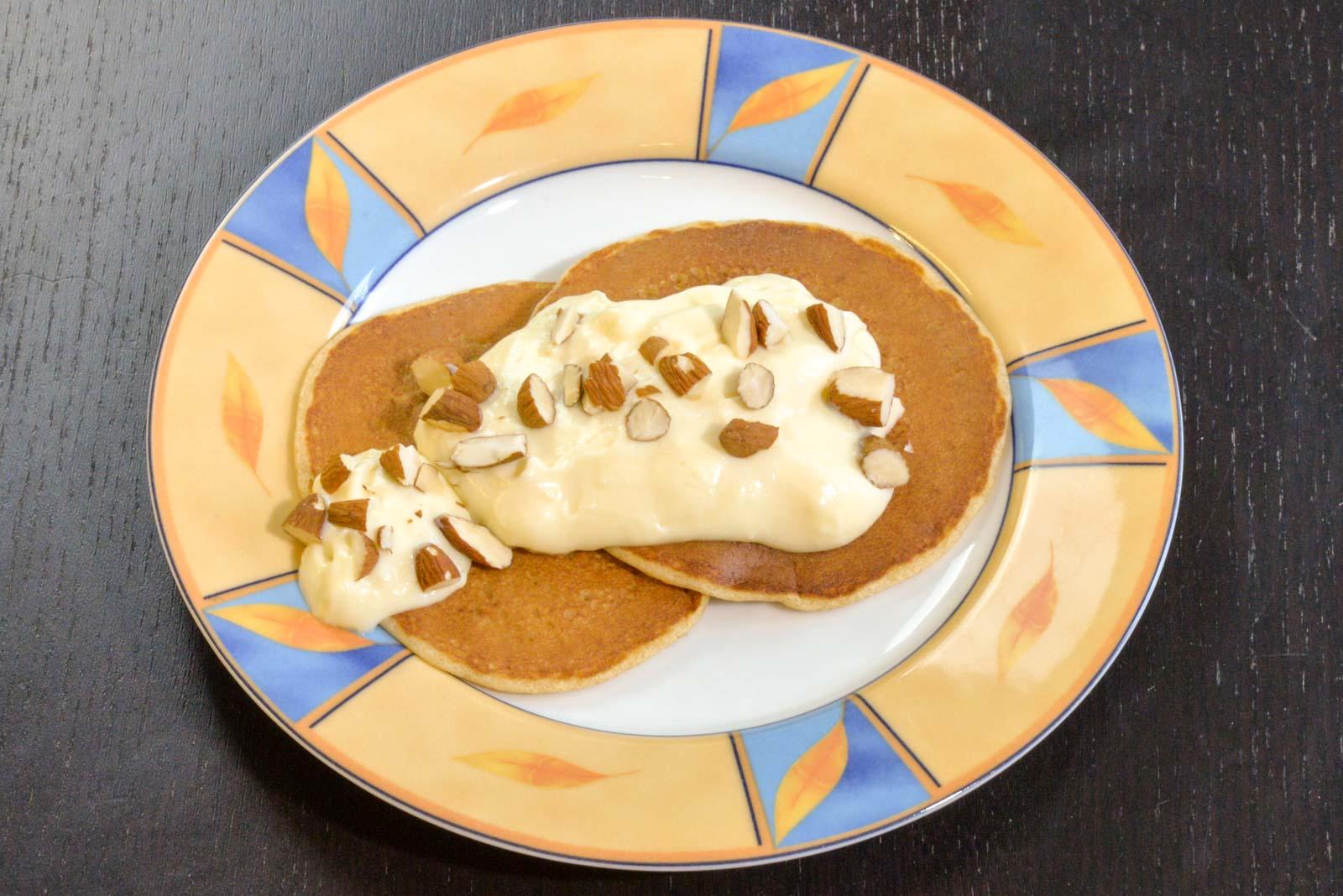 Thumbnail Magerquark Pancakes