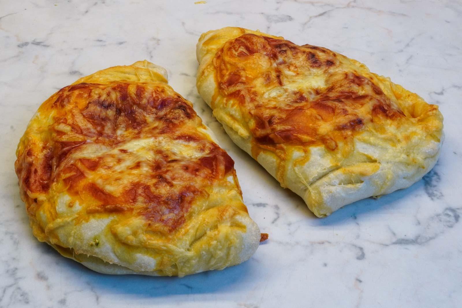 Thumbnail-Spinat-Pizzataschen